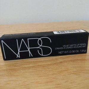 NARS Velvet Matte Lip Pencil - Dance Fever
